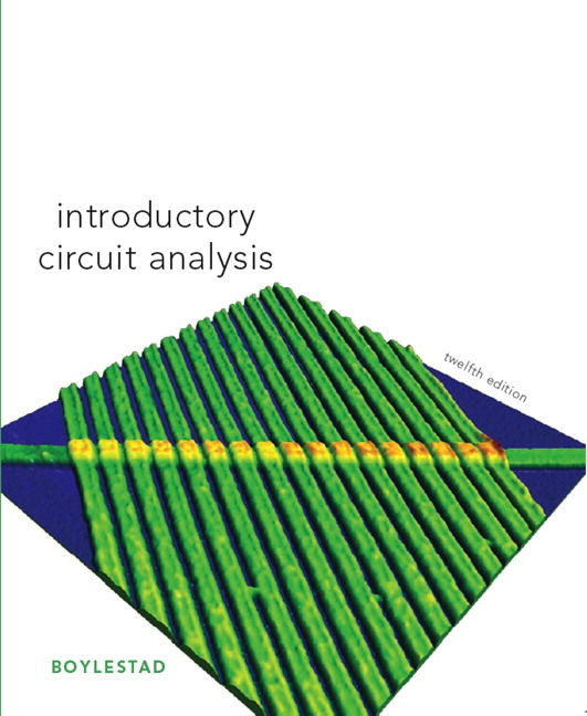 Introductory Circuit Analysis Edition 11 By Robert L Boylestad