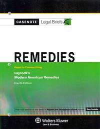 Casenotes Legal Briefs By Casenotes