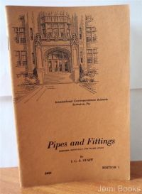 Pipes And Fittings (International Correspondence Schools ...