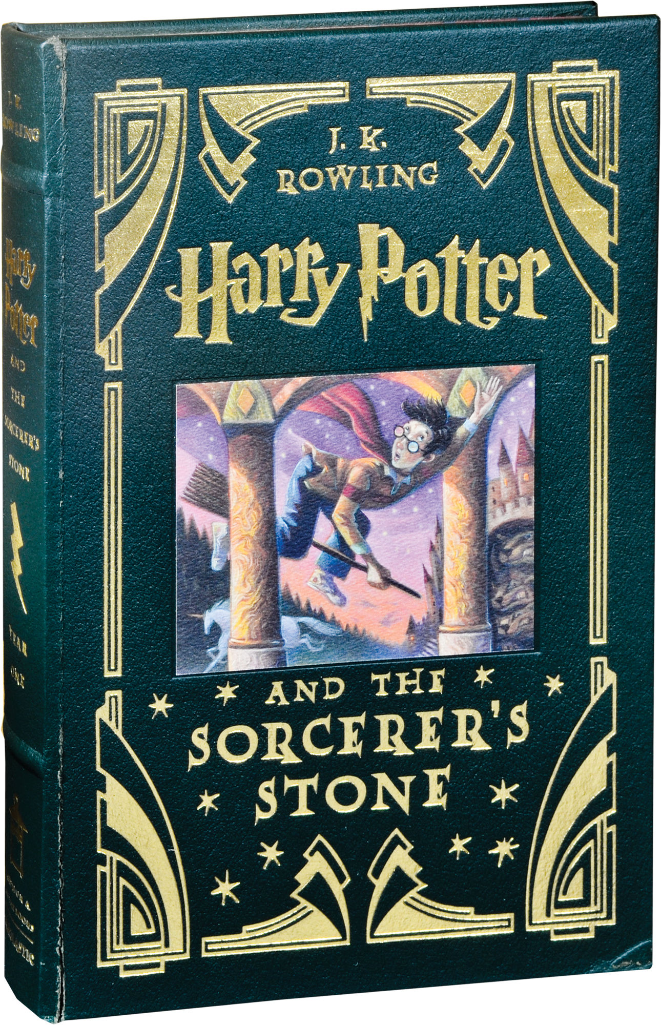 Harry Potter And The Sorcerer S Stone Limited Edition