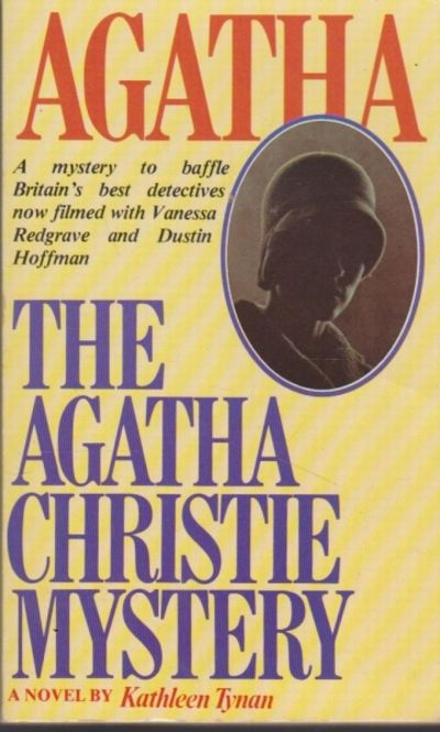 Agatha The Agatha Christie Mystery By Kathleen Tynan 1978