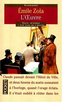 L'œuvre (émile Zola) : l'œuvre, (émile, zola), L'oeuvre, Emile, Paperback, World, Books, (SKU:, GOR007828069)