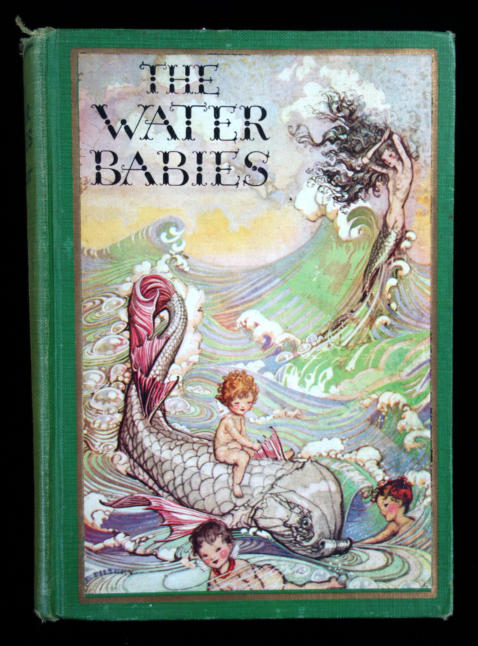 The Water Babies A Fairy Story For A Land Baby Charles
