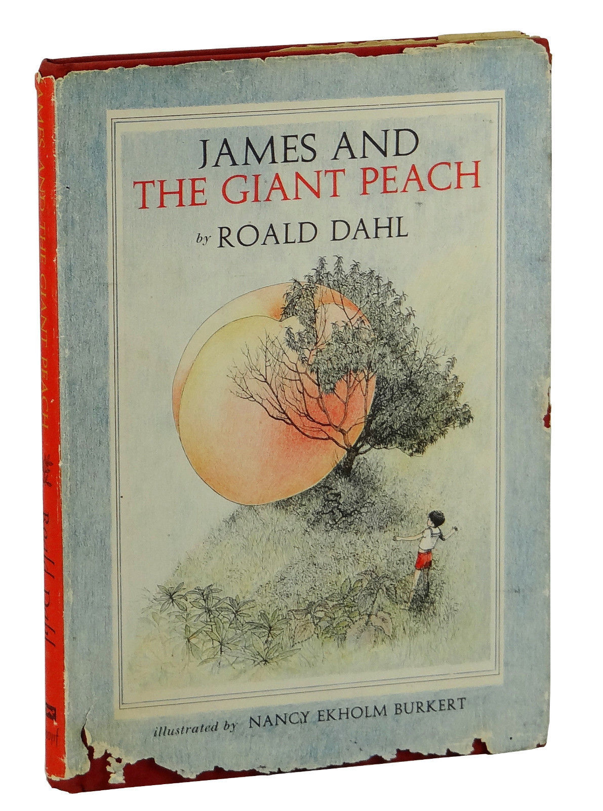 James And The Giant Peach By Dahl Roald