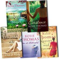 Rosie Thomas Collection 5 Books Set Kashmir Shawl, Sun at ...