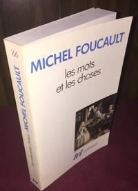 Michel Foucault Les Mots Et Les Choses : michel, foucault, choses, Choses, Foucault,, Michel