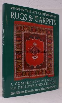 The Atlas of Rugs and Carpets. FINE COPY IN UNCLIPPED
