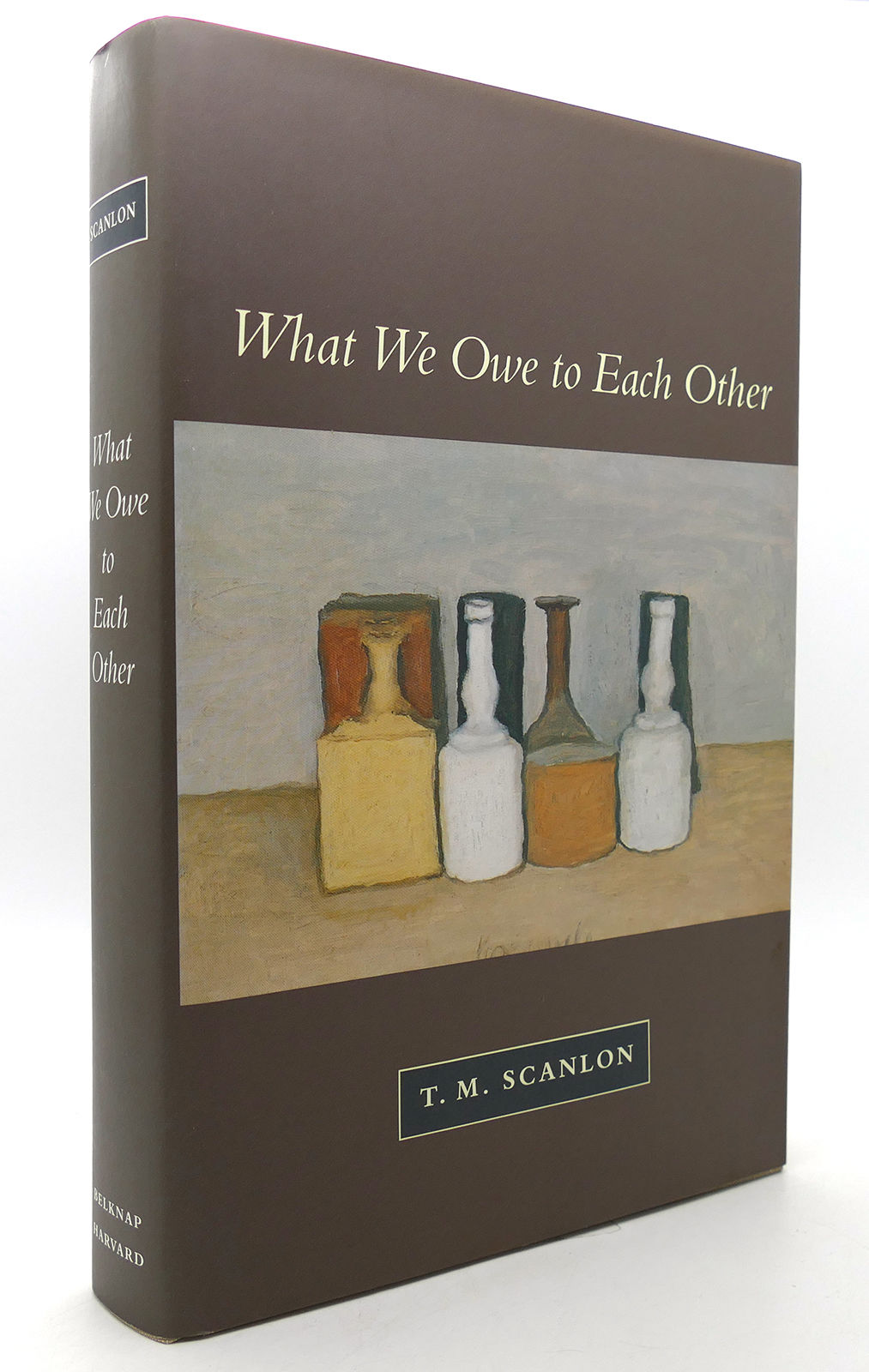 What Do We Owe To Each Other : other, OTHER, Scanlon
