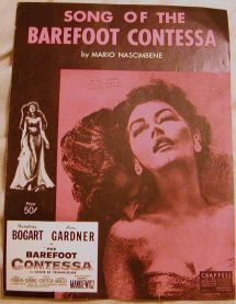 Song Of Barefoot Contessa Mario Nascimbene