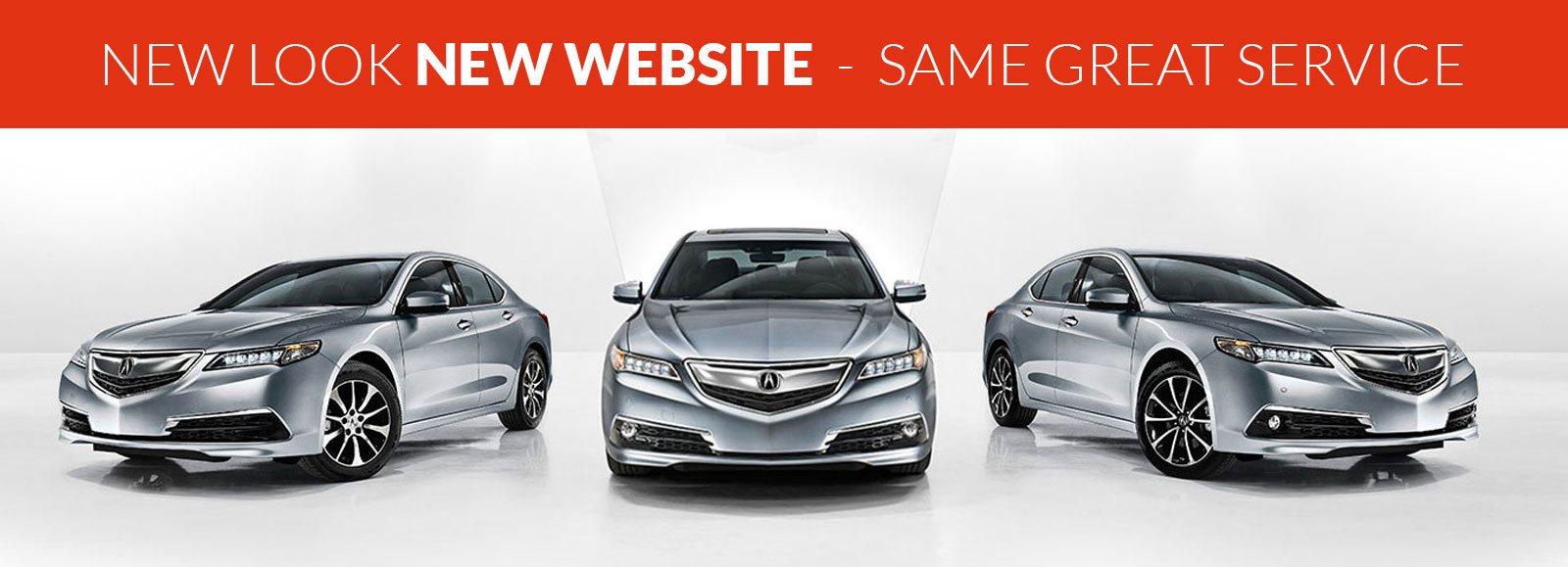 new look new website  [ 1600 x 579 Pixel ]