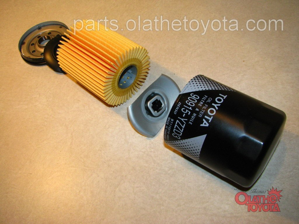 hight resolution of  standard oem tacoma oil filter