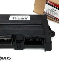 ford ranger explorer sport trac 4x4 transfer case shift control module oem tm101 ford 1l5z 7e453 ac quickparts [ 1728 x 1152 Pixel ]