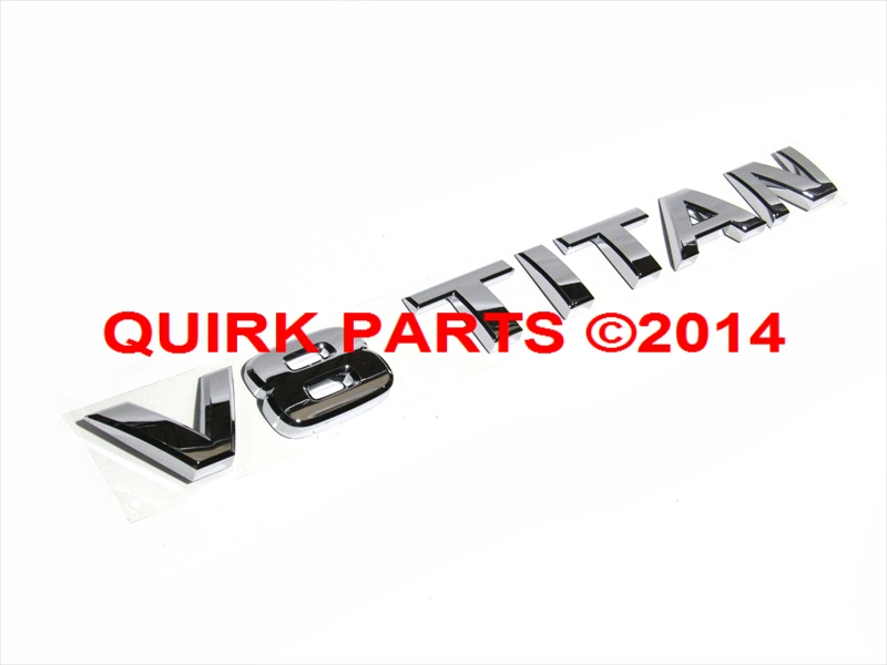 2004-2013 Nissan Titan