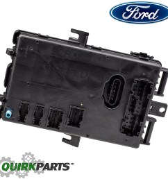 2005 2006 ford mustang smart junction box keyless entry alarm control module oem ford 5r3z 15604 dc quirk parts [ 2641 x 2641 Pixel ]