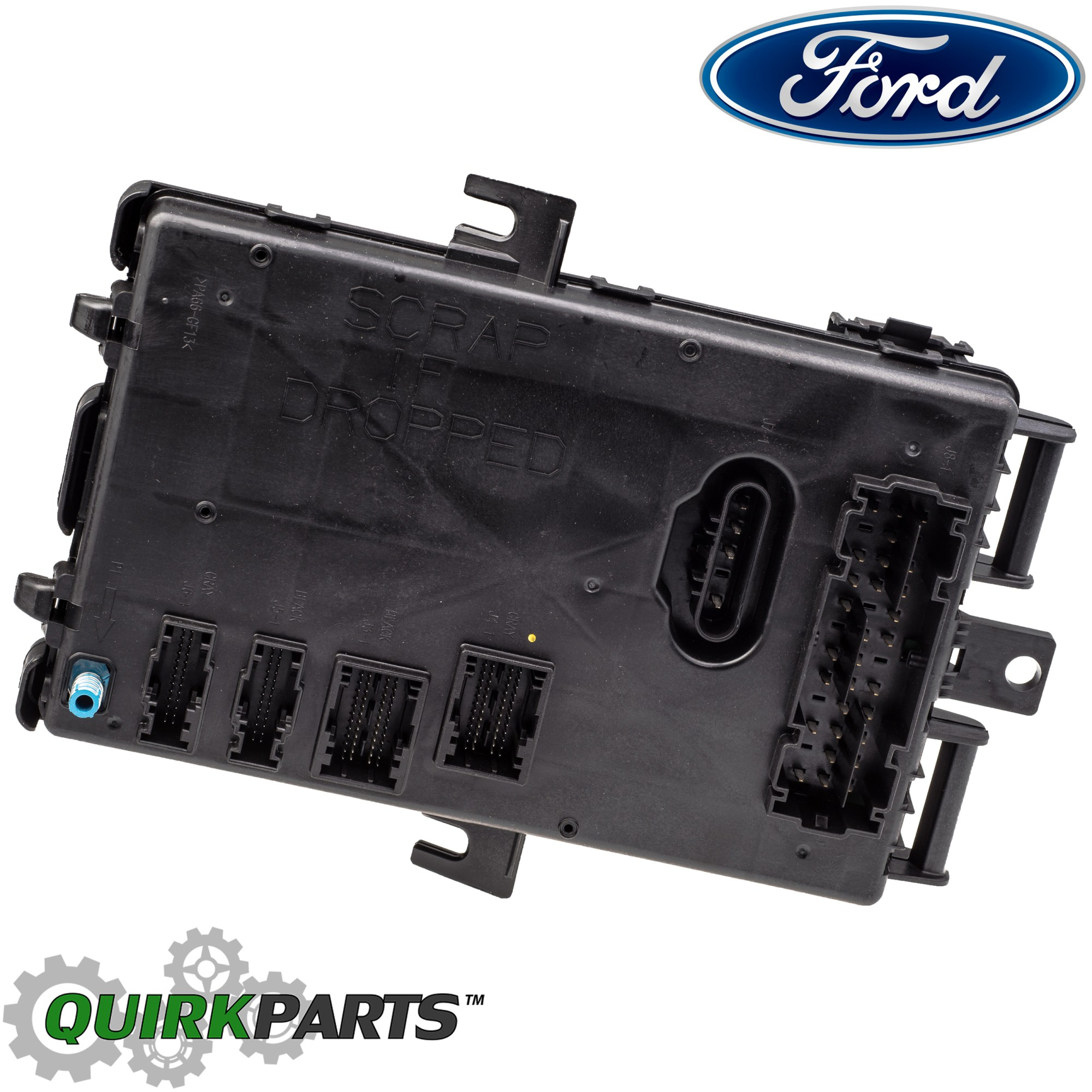 hight resolution of 2005 2006 ford mustang smart junction box keyless entry alarm control module oem ford 5r3z 15604 dc quirk parts