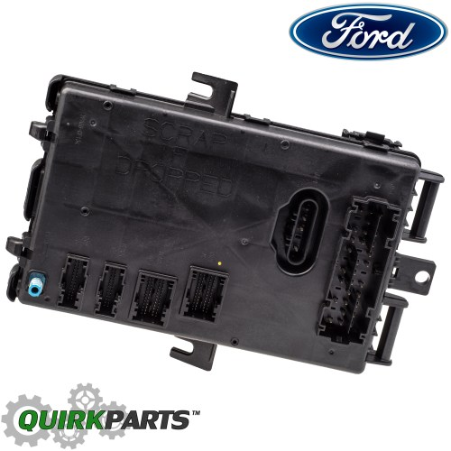 small resolution of 2005 2006 ford mustang smart junction box keyless entry alarm control module oem ford 5r3z 15604 dc quirk parts