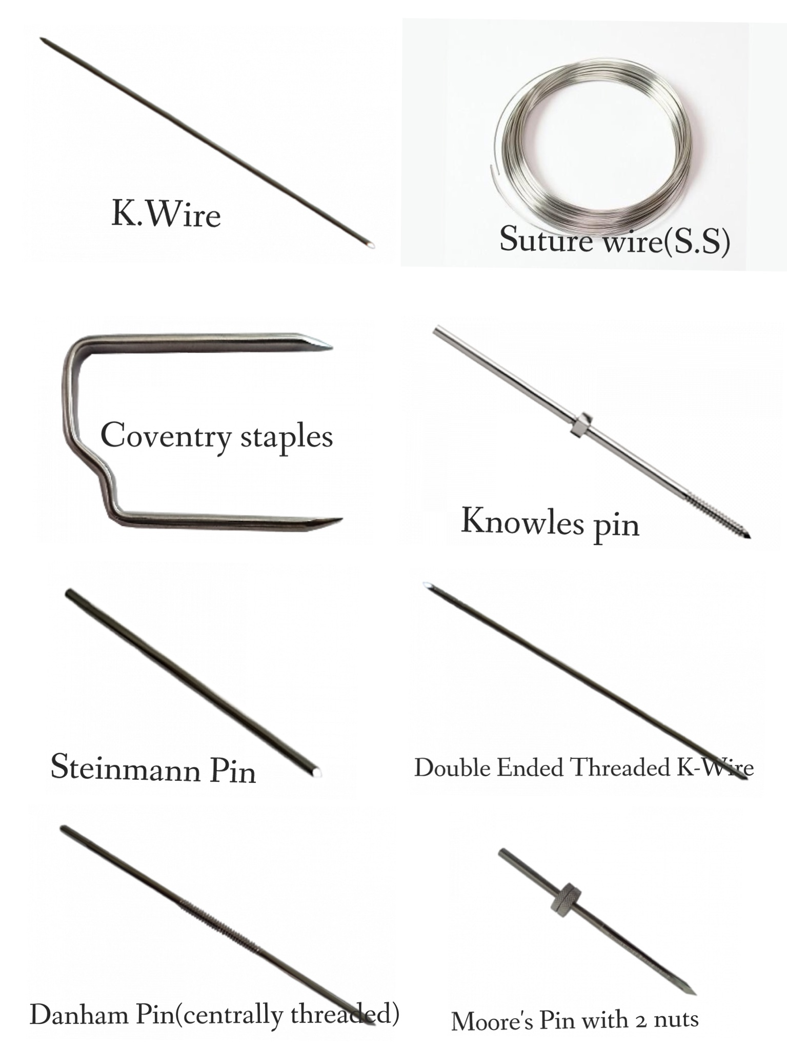 Wires Pins Amp Taps
