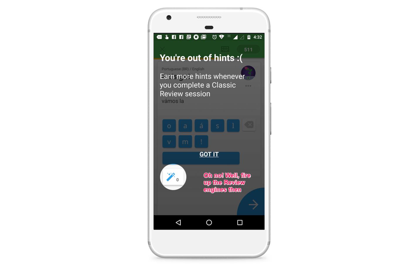 Memrise Screenshot