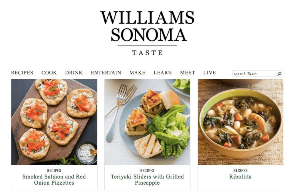 Williams-Sonoma-Taste