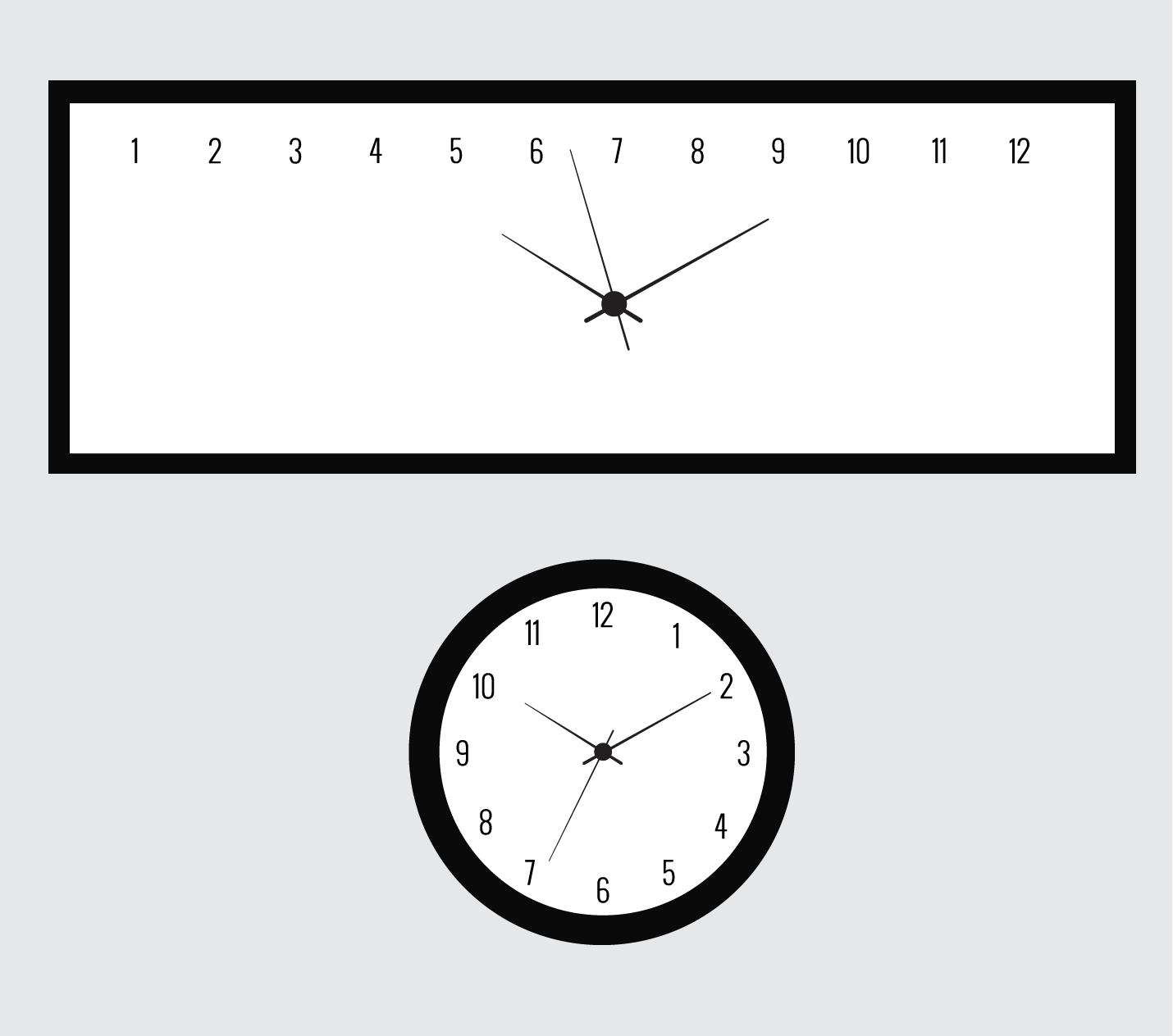 Rectangluar vs Radial