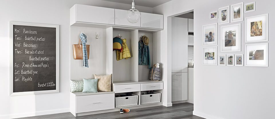 Need Cabinets For Your Mudrooms? Try California Closets