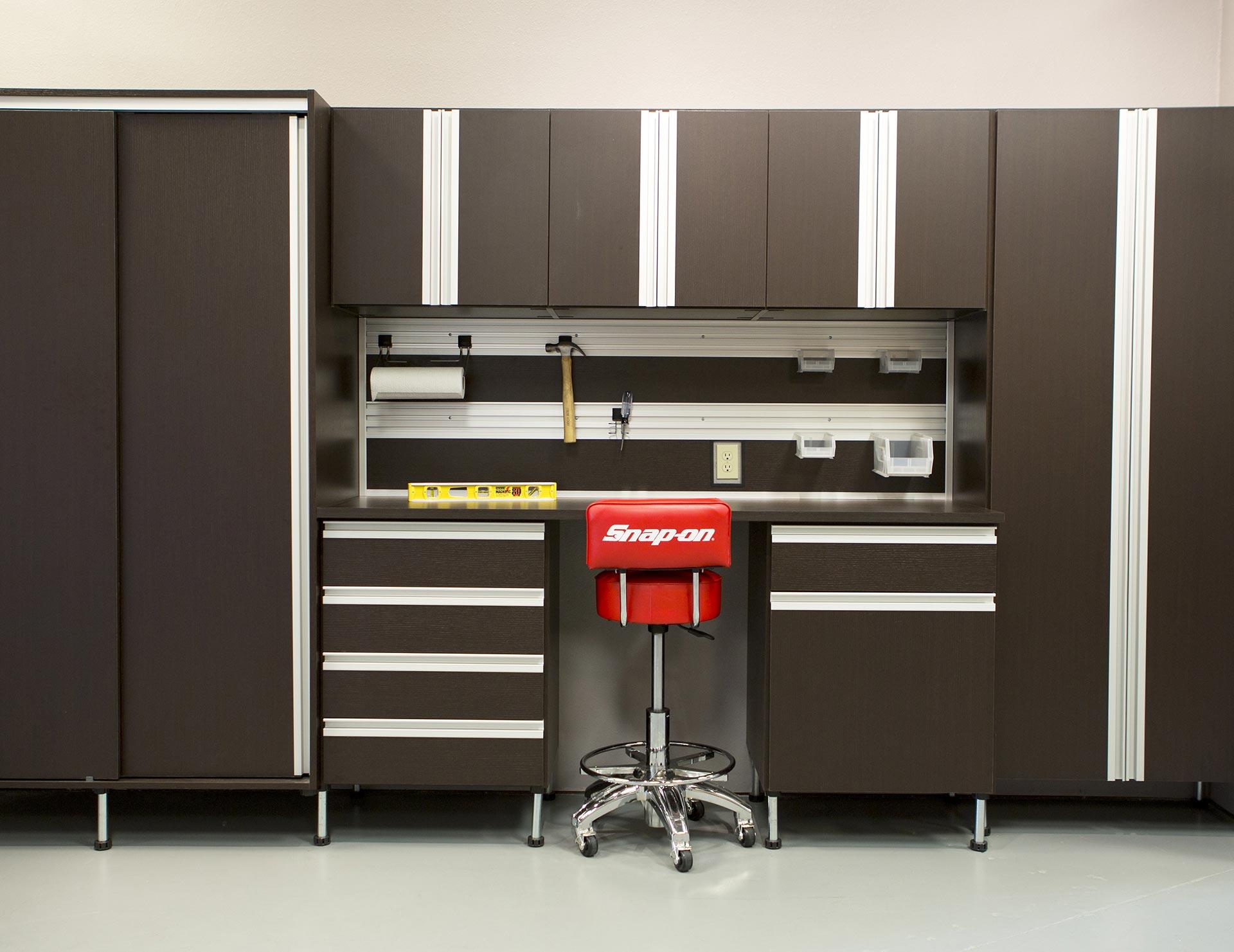 Closet Garage Storage Cabinets