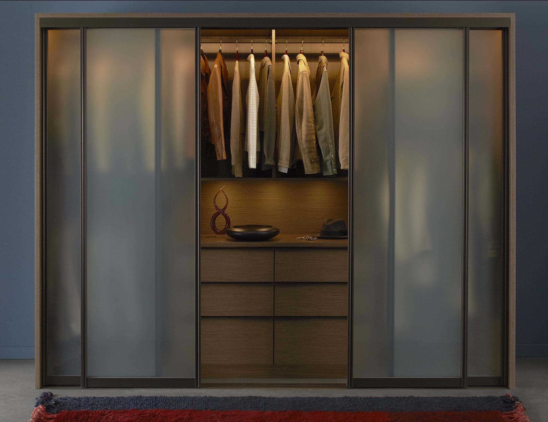 Sliding Closet Doors Privacy Room Dividers California Closets