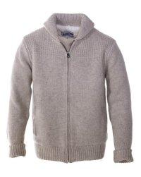 Shawl Collar Sweater Jacket