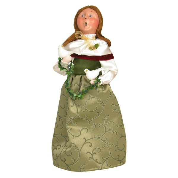 Byers Choice Christmas Carolers Figurines