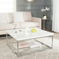 Modern Square Coffee Table by Safavieh | Zola