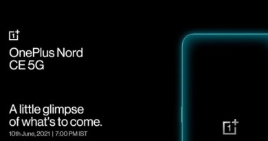 OnePlus Nord CE 5G teaser released, will get 64 megapixel camera