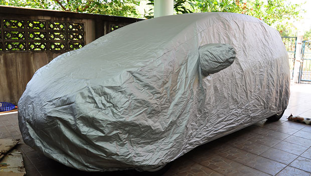 merawat mobil yang jarang dipakai