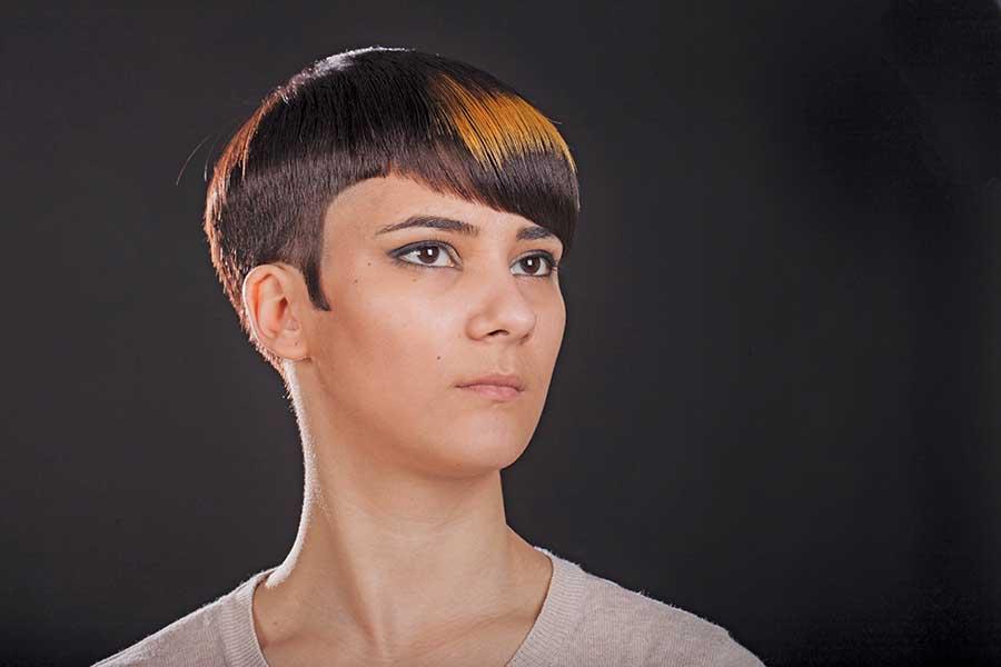 tips rambut pendek