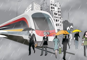 infografis amunisi musim hujan untuk pejuang jalanan yovieta