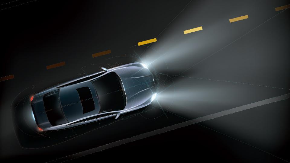 agar lampu mobil tetap terang