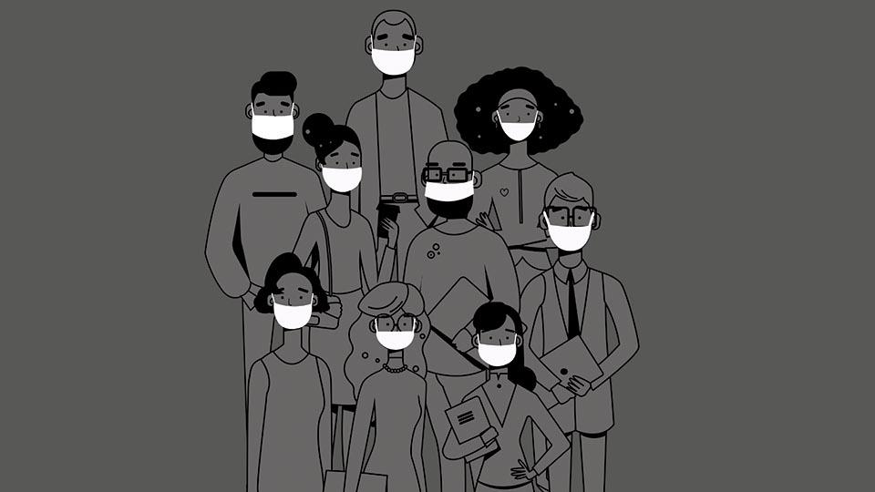 cara pakai masker sekali pakai yang benar, yovieta dan yurivito