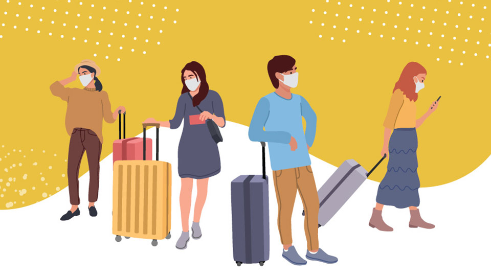 memasuki normal baru, jenis wisata apa yang anda butuhkan