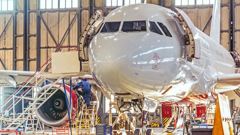 tahapan perawatan pesawat terbang
