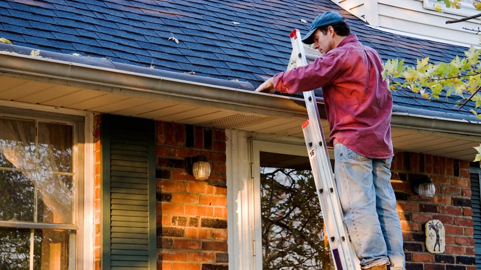 cara mengecek atap rumah
