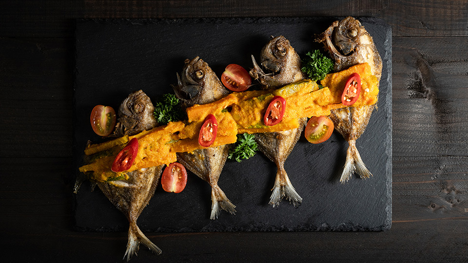 resep ikan nila