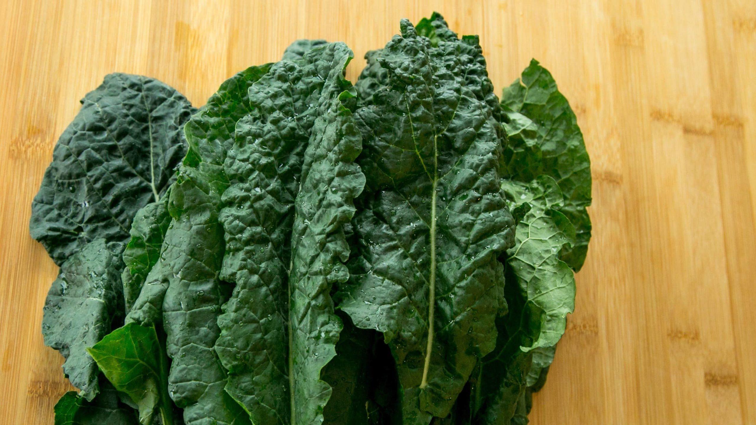 manfaat daun kale