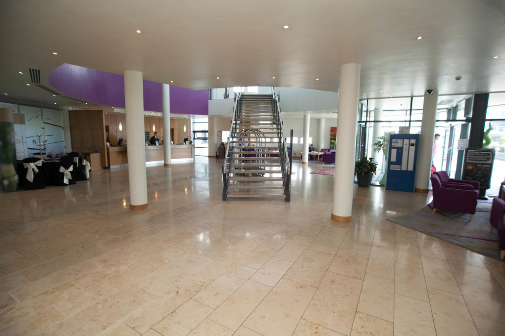 Clayton Hotel Liffey Valley Lobby At The Clarion Hotel