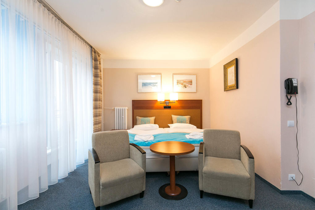 Hotel Marttel The Accessible Superior Double Room At The