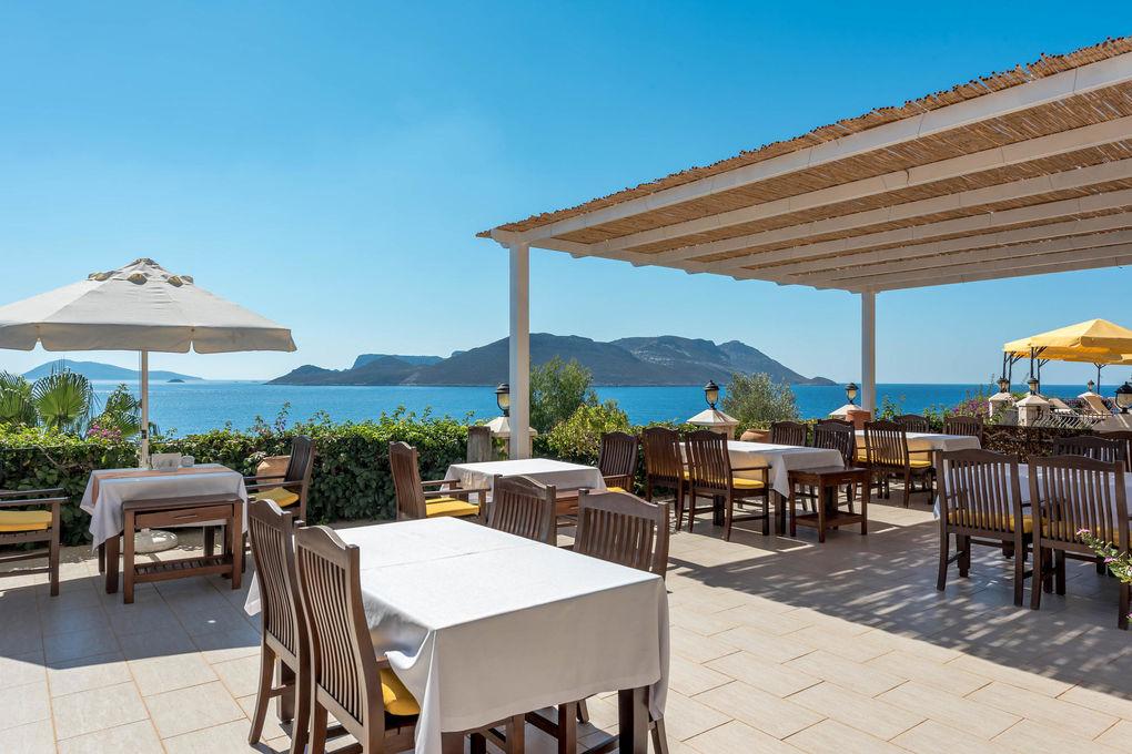 Villa Hotel Tamara Restaurant At The Villa Hotel Tamara