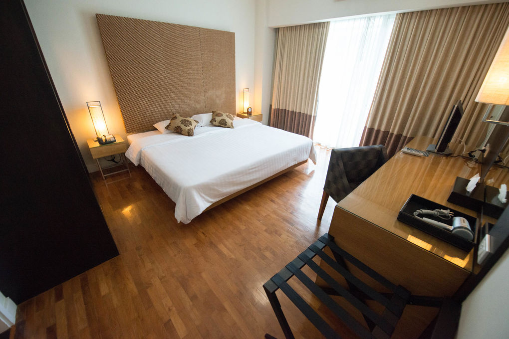 Kantary Hills Chiang Mai The Two Bedroom Suite At The