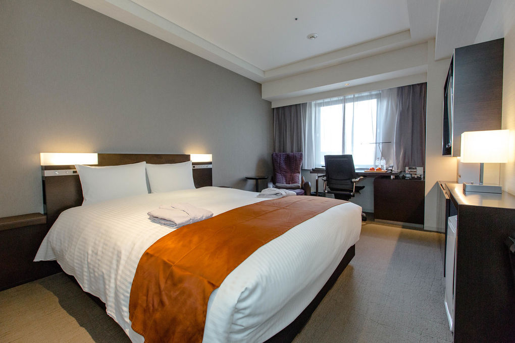 Daiwa Roynet Hotel Ginza The Delux Double Room At The