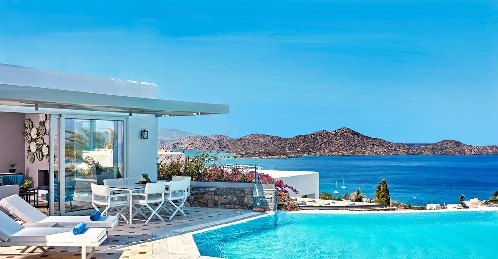 Elounda Gulf Villas Suites Greece Elegant Resorts