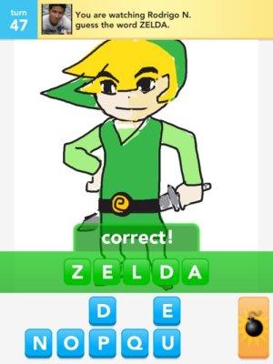 drawings zelda something draw rating
