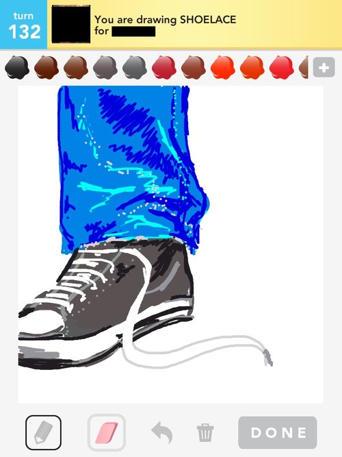 Shoelace Drawing : shoelace, drawing, Shoelace, Drawings, Something, IPhone,, IPad,, Android!