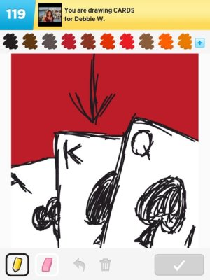 cards drawings draw something rating